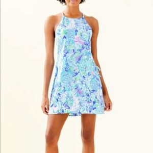 NWT Lilly Pulitzer Pearl Romper Size 4